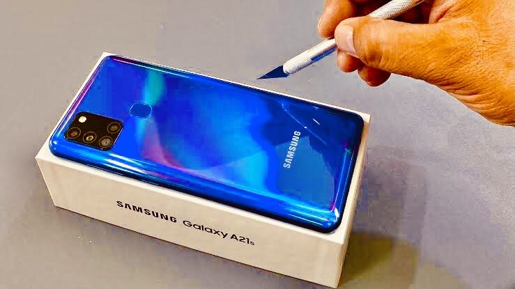 Finally Samsung Galaxy A21s Has Received A New 6gb Ram 128gb Storage Model In India This Phone Was Launched In Two Models 4gb Samsung Galaxy Product Launch