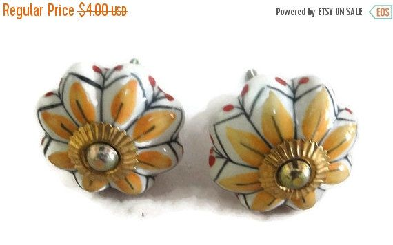 Gentil Diwali SALE Decorative Knob,Cabinet Door Knobs,Drawer Pulls,Unique Cabinet  Knobs,