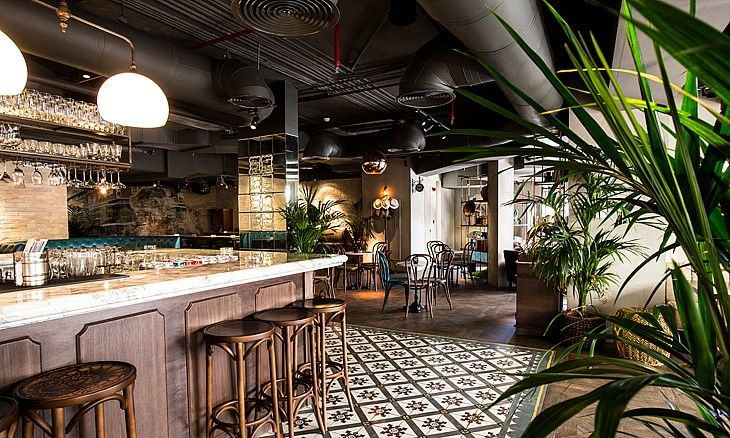 Nola Social House And Eatery Dubai W E A R E Pinterest