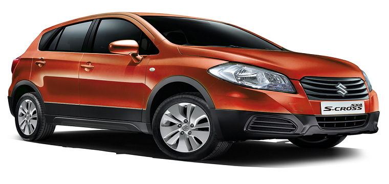 Maruti SCross SUV Launched in India at 8.34 Lakh Suv