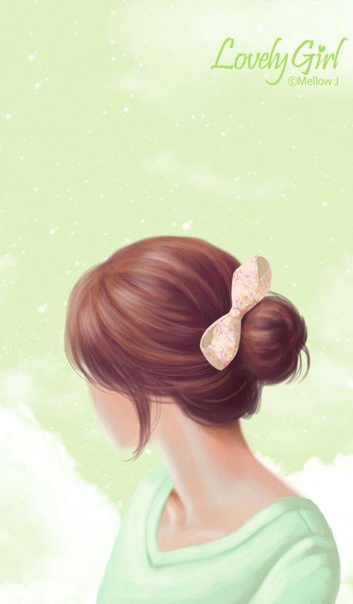 Gambar Art Background And Beauty Lovely Girl Image Art Girl Anime Art Girl Cool cartoon woman wallpaper images