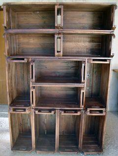 pingl par l e sur casinha 3 pinterest transformation de meubles meuble en palette et cave. Black Bedroom Furniture Sets. Home Design Ideas