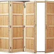 porte de garage en bois deco pinterest portes de garage en bois garage en bois et portes. Black Bedroom Furniture Sets. Home Design Ideas