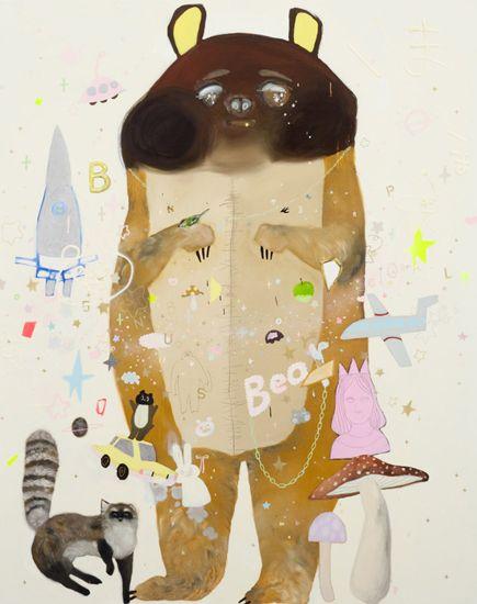 Mr.Bear, 2010 Tomoko Nagai