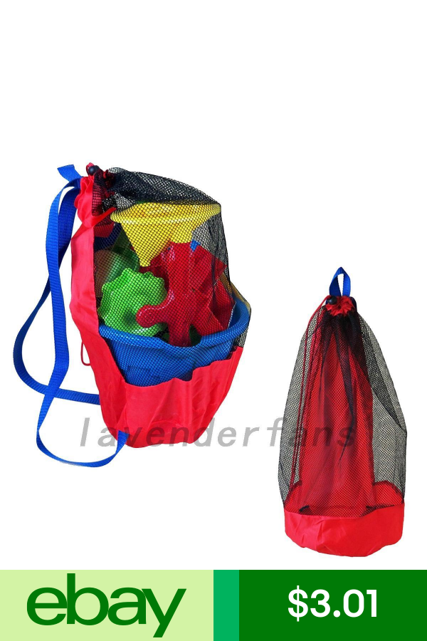 Drawstring Backpacks Home & Garden Toy storage bags