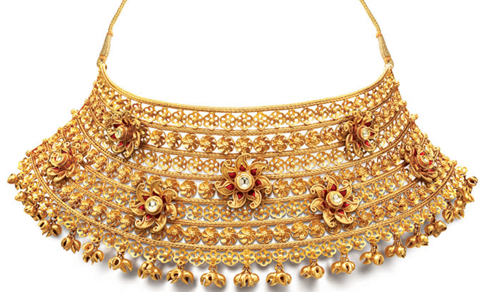 Charming Hd Image Of New Traditional Gold Necklace Gallery ...