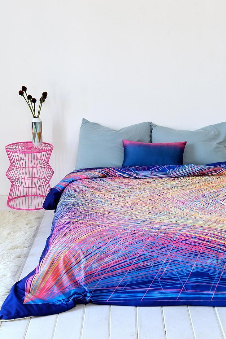 I LOVE this bedspread Urban Outfitters