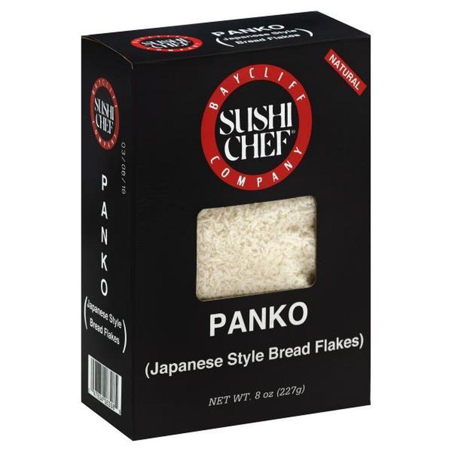 Baycliff company sushi chef panko japanese bread flakes