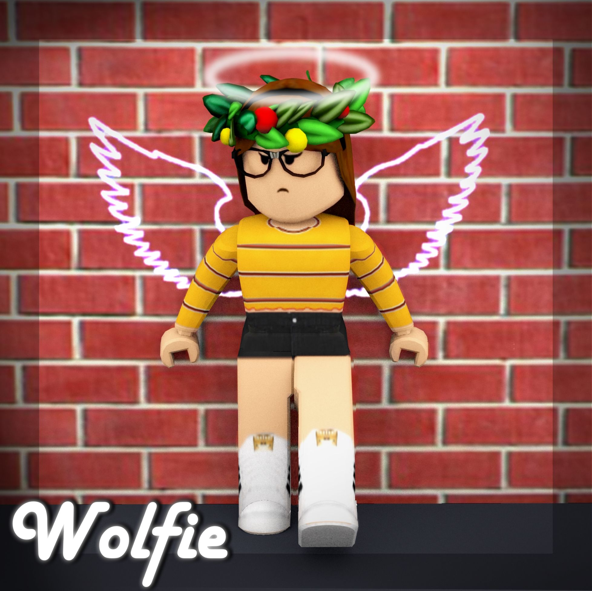 Aesthetic Roblox Girl Wallpaper