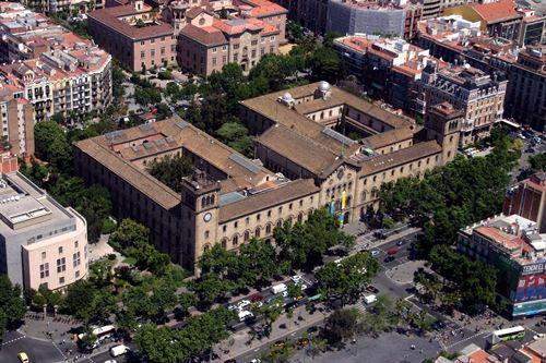 La meva universitat...Universitat de Barcelona