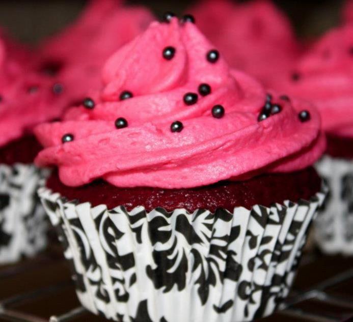 Hot Pink Icing