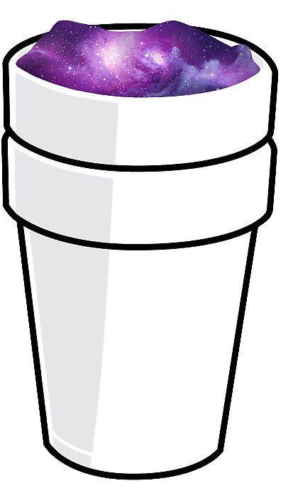 lean cup sticker