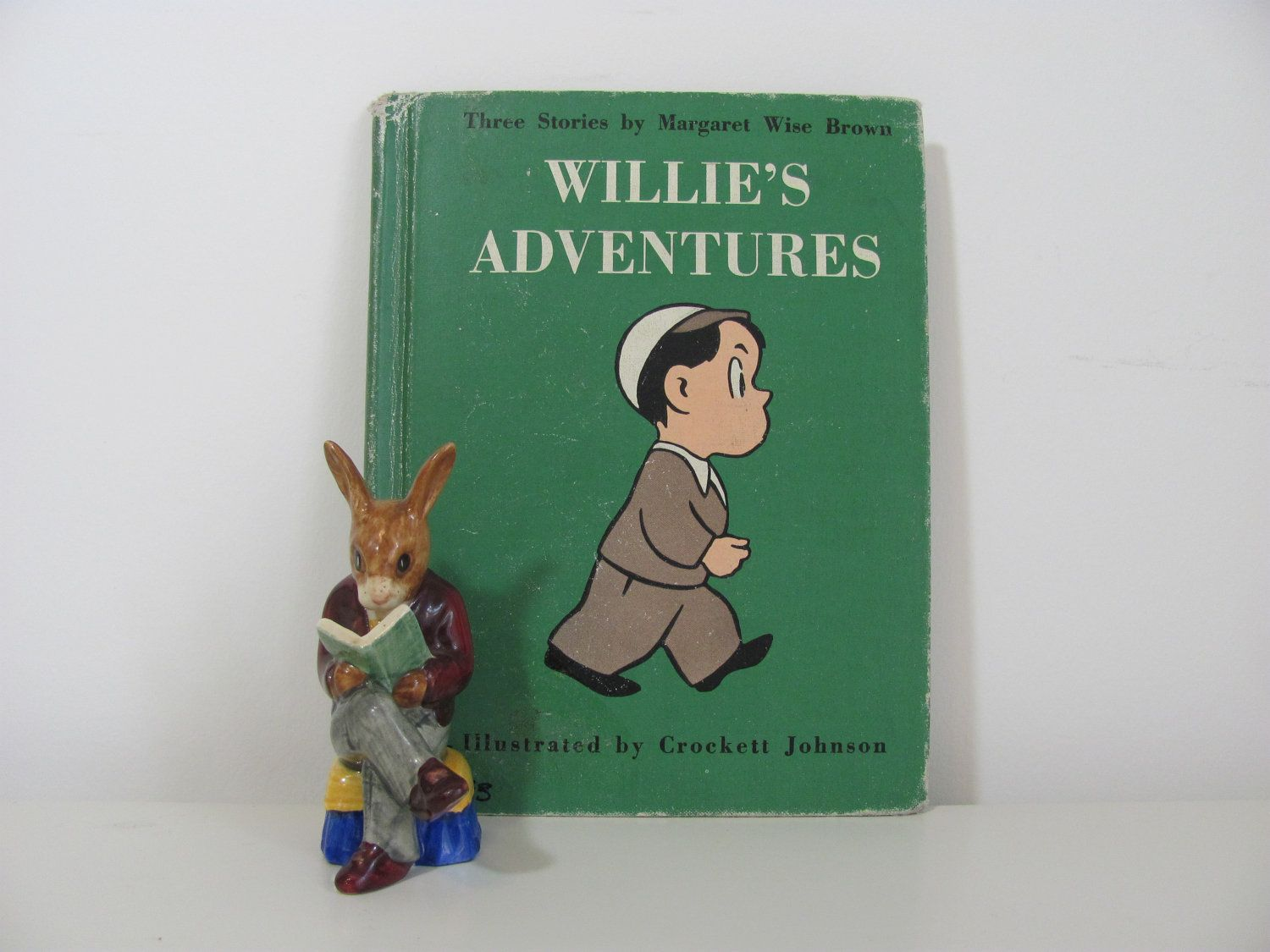 Willie's Adventures, Illustrated by Crockett Johnson