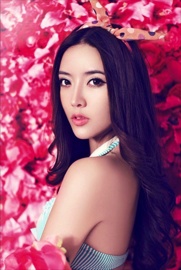 Chinese Model Zhao Yu Fei - Girls Idols Wallpapers and