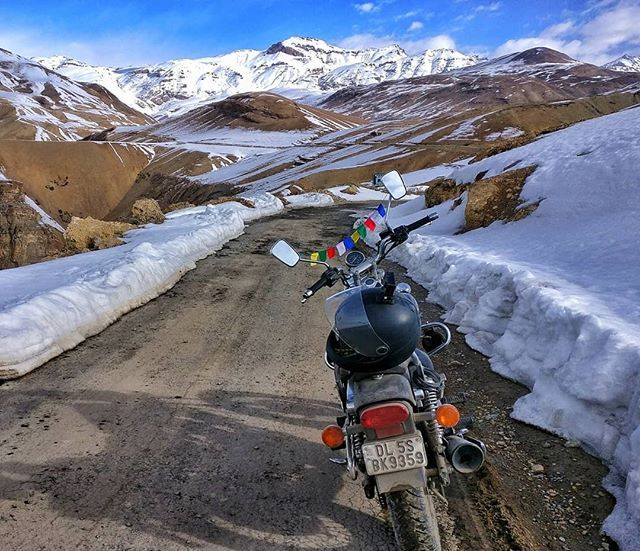 Winter Spiti Ride Coming Soon Spiti Spitivalley Biketrip Travel Drops Mountainpass Digitalnomads With Images Bike Trips Wildlife Sanctuary Spiti Valley