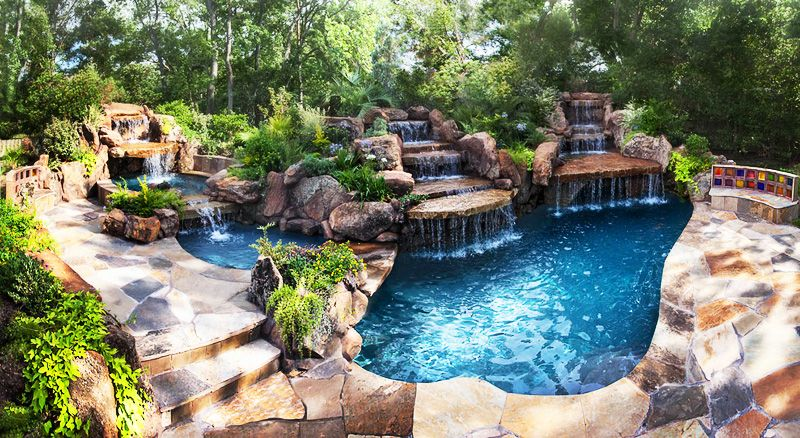 Backyard Paradise- 30 Spectacular Natural Pools That Will Rock Your ...