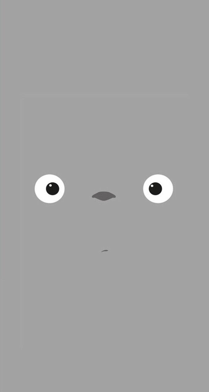 トトロ 完全無料画像検索のプリ画像 Cartoon Wallpaper Cute Cartoon Wallpapers Kawaii Wallpaper