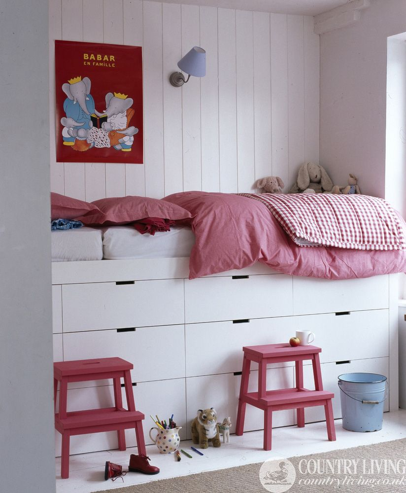 bed nachbauen pinterest kinderzimmer bett und hochbetten kinderzimmer. Black Bedroom Furniture Sets. Home Design Ideas