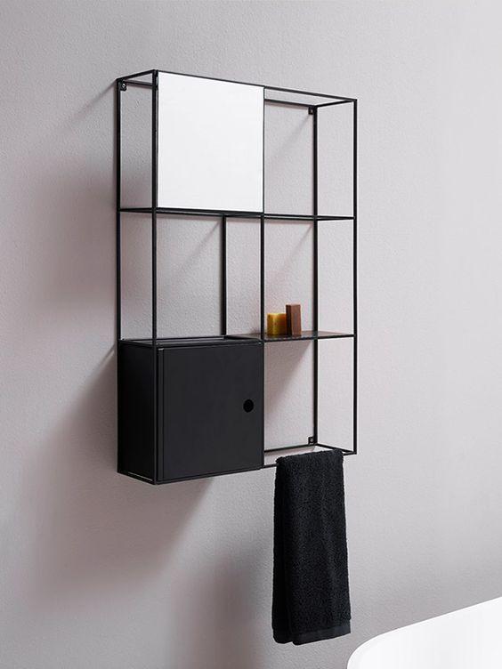 Coup de cœur: Des meubles de salle de bain minimalistes par Norm Architects - Floriane Lemarié