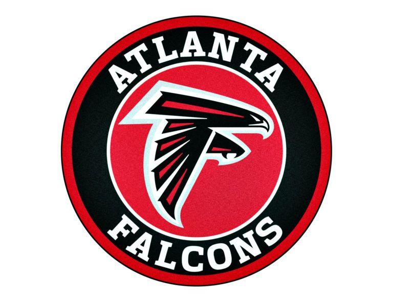 Images Of The Atlanta Falcons Football Logos: Atlanta Falcons Logo Color