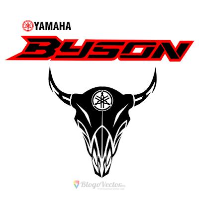 Yamaha Byson Logo Vector Yamaha Byson Vector Logo Vector Logo Design