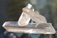How To Tell If Quartz Crystals Are Real Ehow Clear Quartz Crystal Clear Quartz Crystals