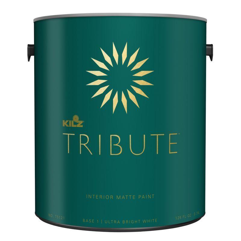 Kilz TB 89 1 GAL Vintage Green Interior Paint   1 Gallon Matte