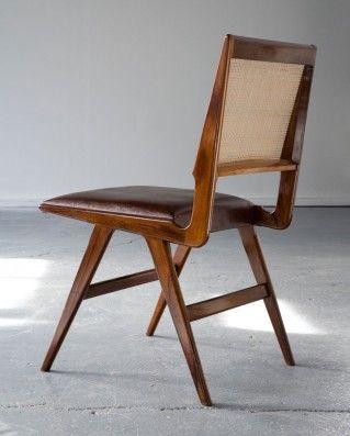 Designed by Carlo Hauner and Martin Eisler, the principal designers for Brazilian  furniture company Forma