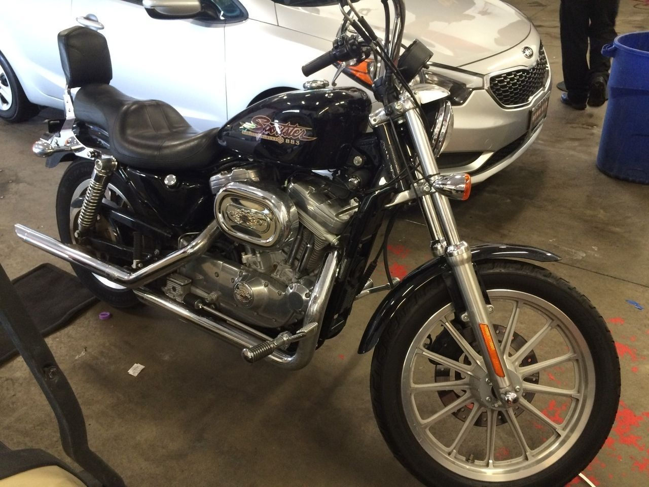 Check Out This 2001 Harley Davidson Sportster 883 Custom Listing In Littleton Co 80123 On Cycletrader Com It Is A Cruiser Harley Davidson Sportster 883 Harley Davidson Harley Davidson Sportster