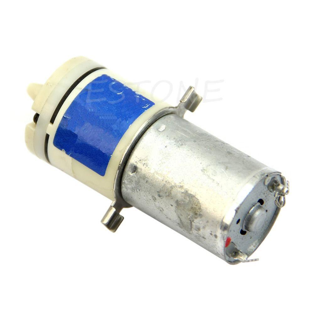 E74 Dc12v Mini Air Pump Aquarium Fish Water Oxygen Tank Electronic Sphygmomanometer Aquarium Air Pump Aquarium Fish Oxygen Tanks