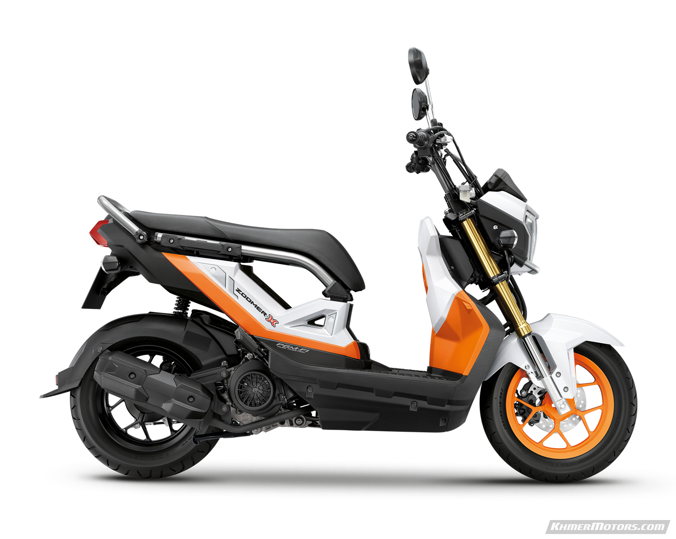 New Zoomer X 2017 Price Updated Motorcycle Price Motor