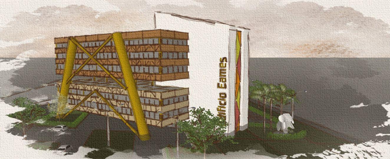 Proj. Atelier VIII - Ed. Eames