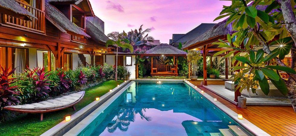 Villa Bibi | AFFITTABALI.com Beautiful balinese architecture!