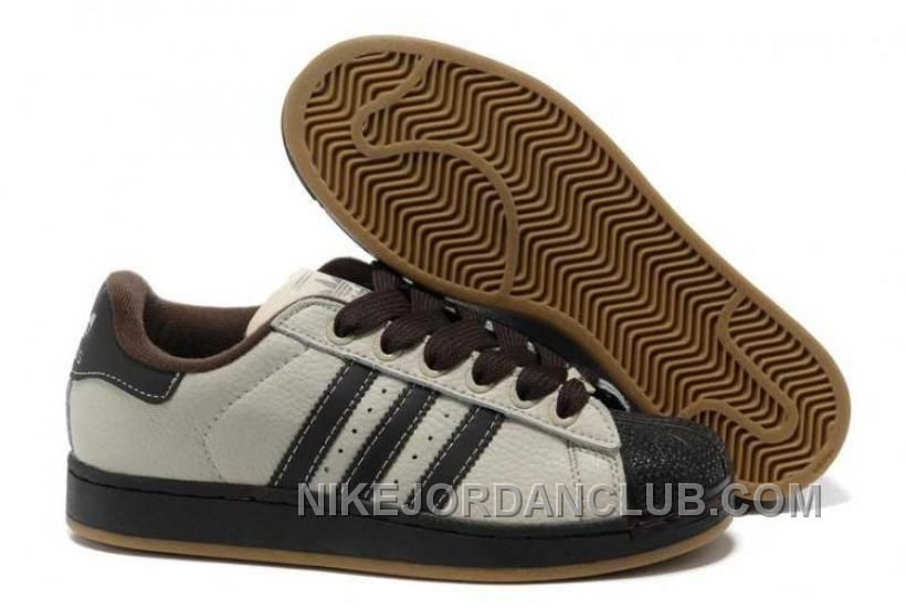 Adidas Superstar 2 Creme Coffee shoes