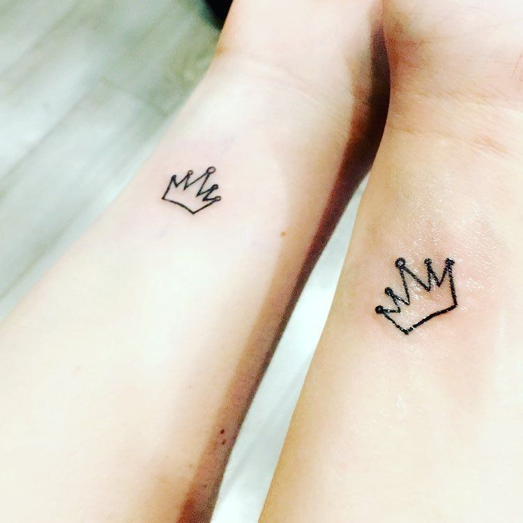 Tattoo Goals Quotes: 40 BFF Tattoos That Are Best Friend Goals