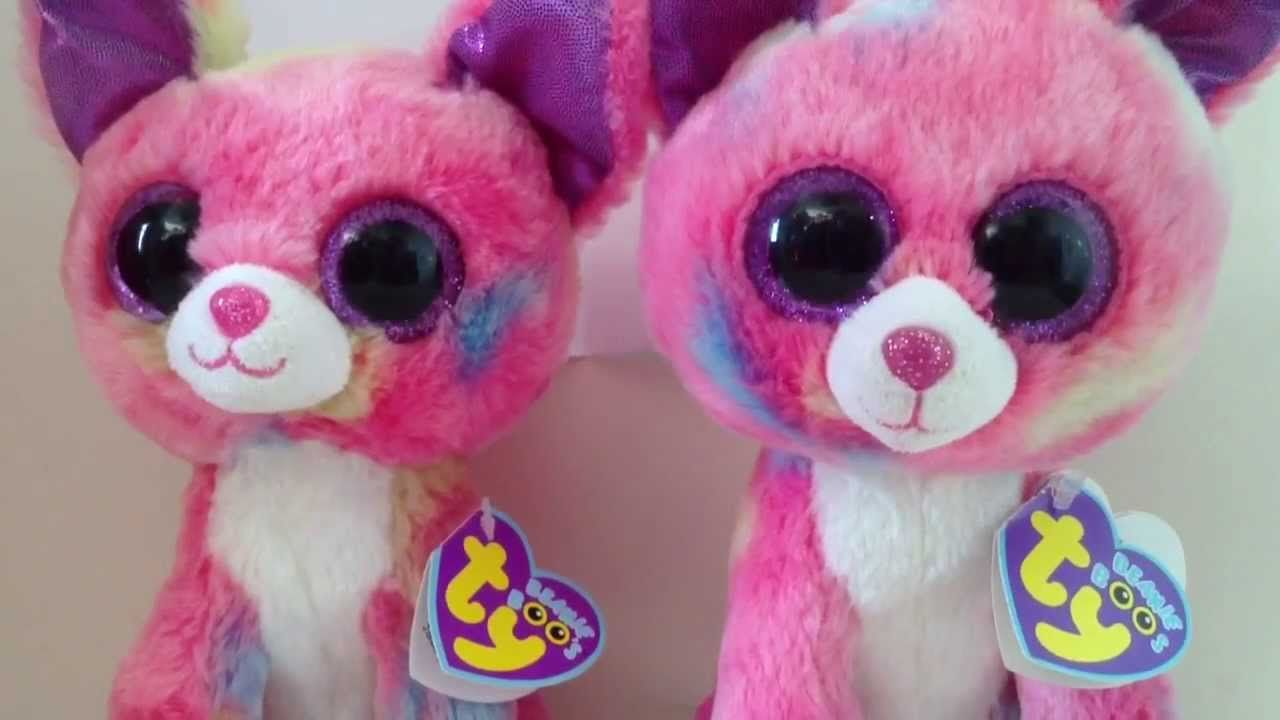 69f10ca5b The Difference Between the Beanie Boos Duchess and Cancun - YouTube ...