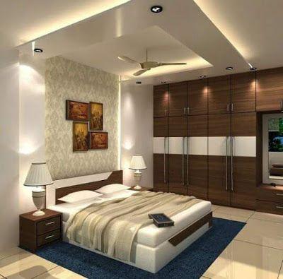 Modern Bedroom Interior Design Ideas | Bedroom false ...