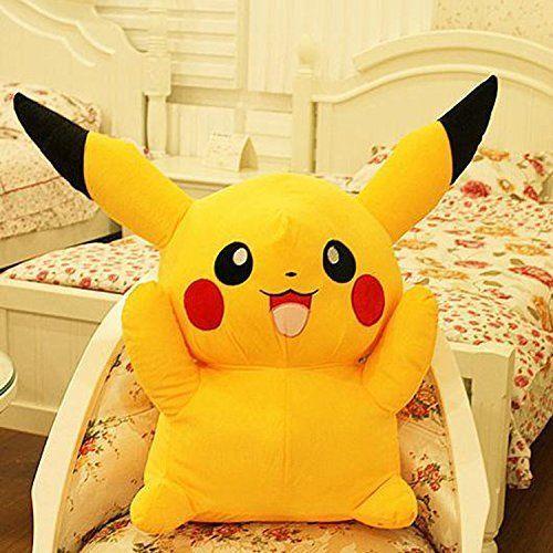 Dolls,Plush toys 45 cm,Cute Giant Big Size Pikachu
