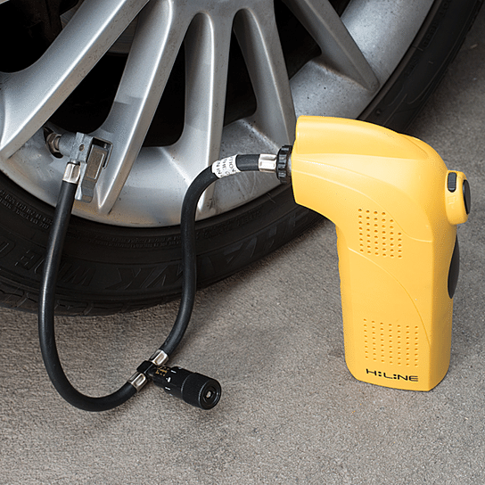 NO WIRES!This is the only cordless pump that automatically