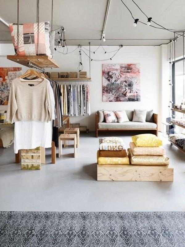 Ankleidezimmer Selber Bauen Holzmobel Kleiderstangen Pinterest