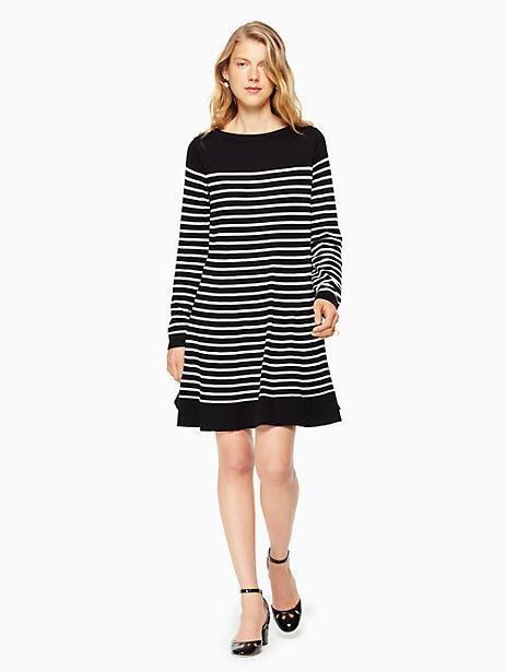 e91d9a811939 Kate Spade Stripe Swing Sweater Dress