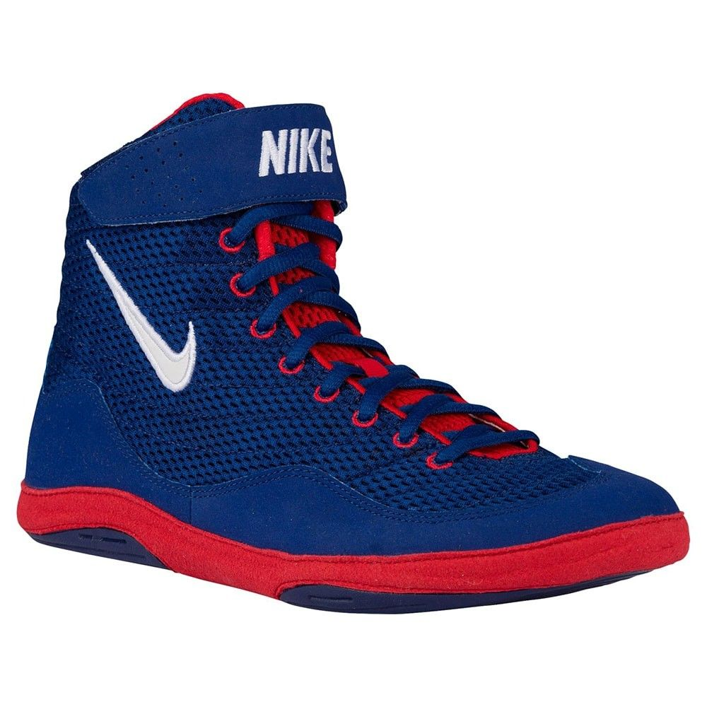 newest 0bd38 580f5 Nike Inflict 3 (Royal   White   Royal) Wrestling Shoes For Sale, Nike