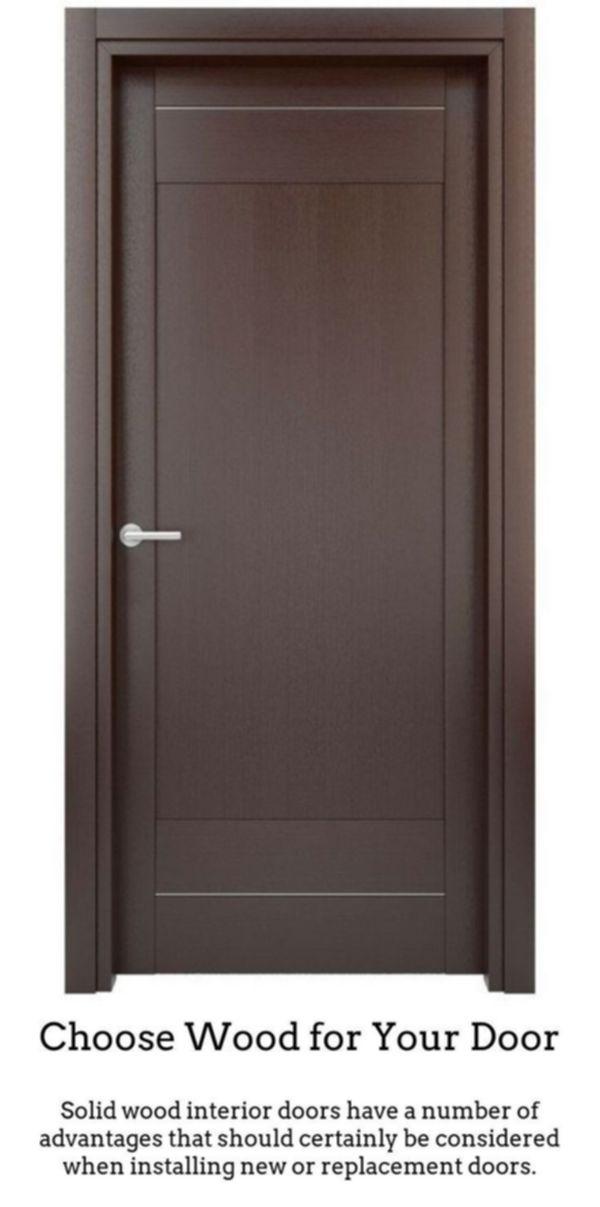 Modern doors sliding closet panel oak interior also rh in pinterest