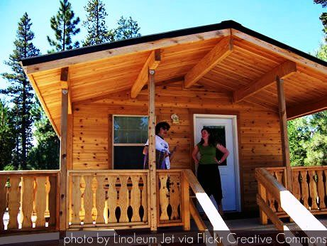 Oregon State Parks Rustic To Posh Cabin Rentals
