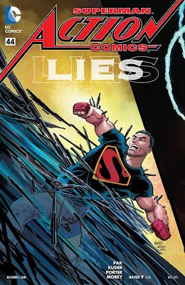 Weird Science: Action Comics #44 Review