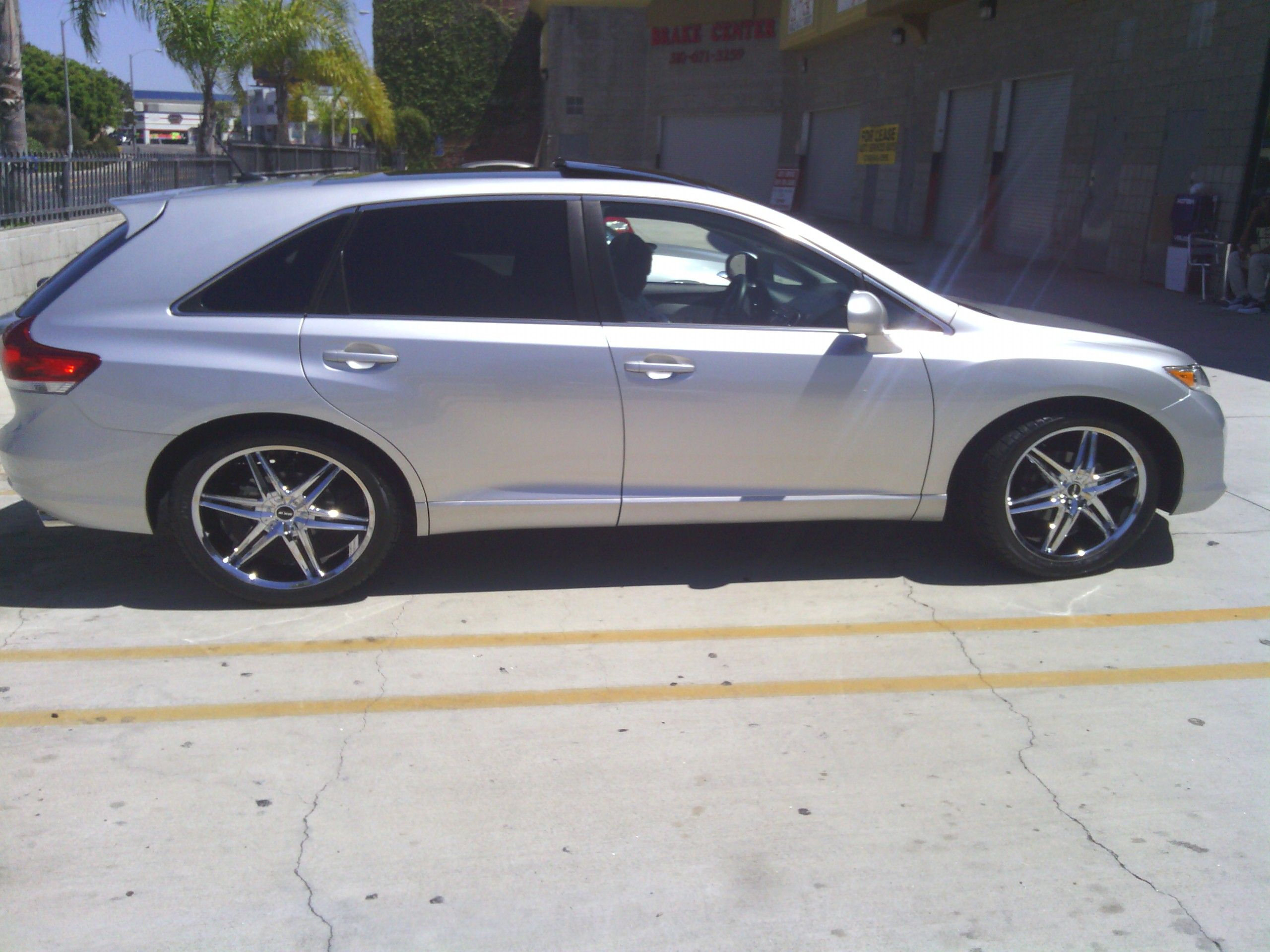 specs venza at toyota modification info photos cardomain ride fguzzz