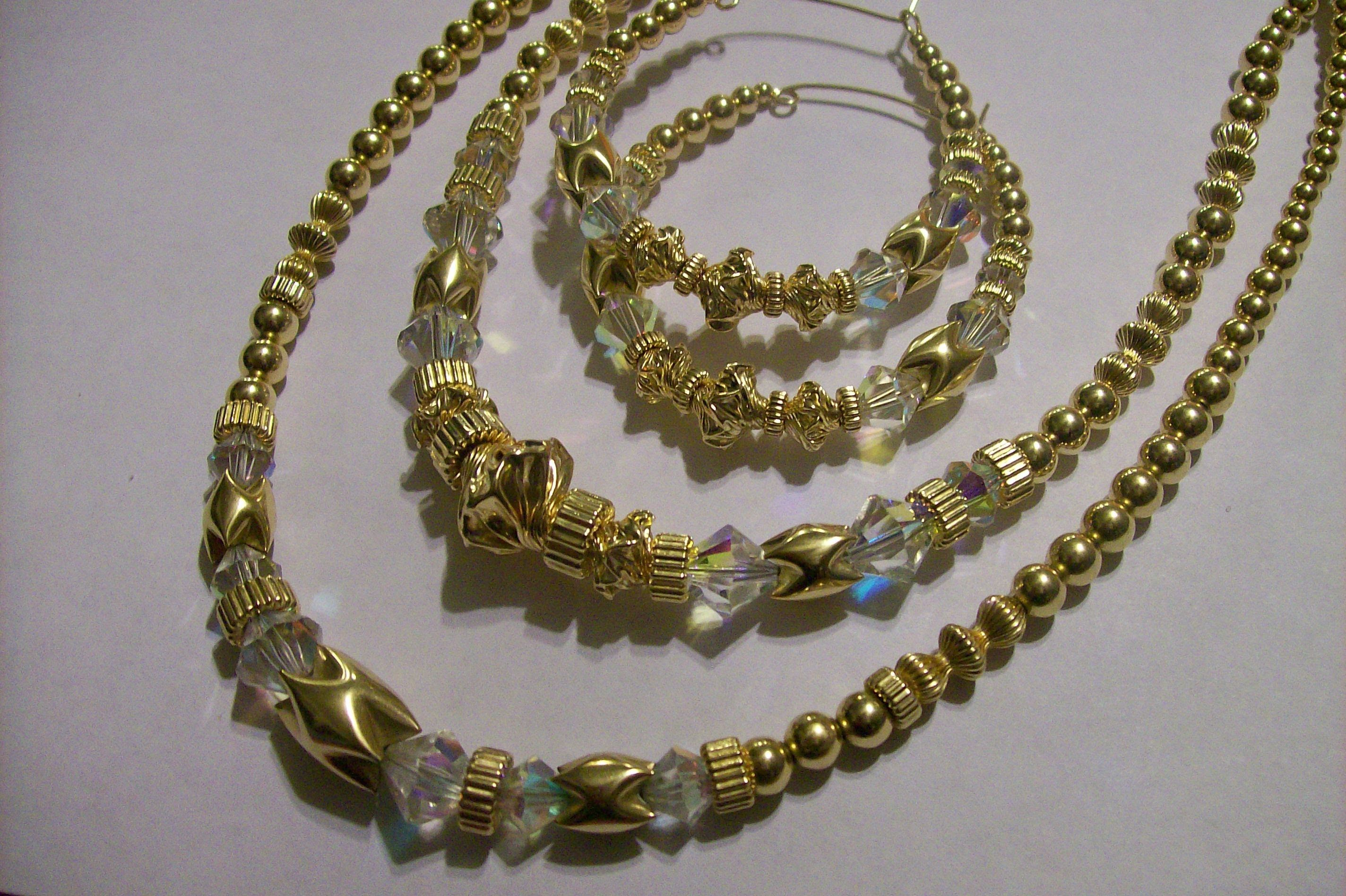 necklace in gallery your view own designs will make to inspire wire hoops jewelry that beads and wrapped bead you crystal