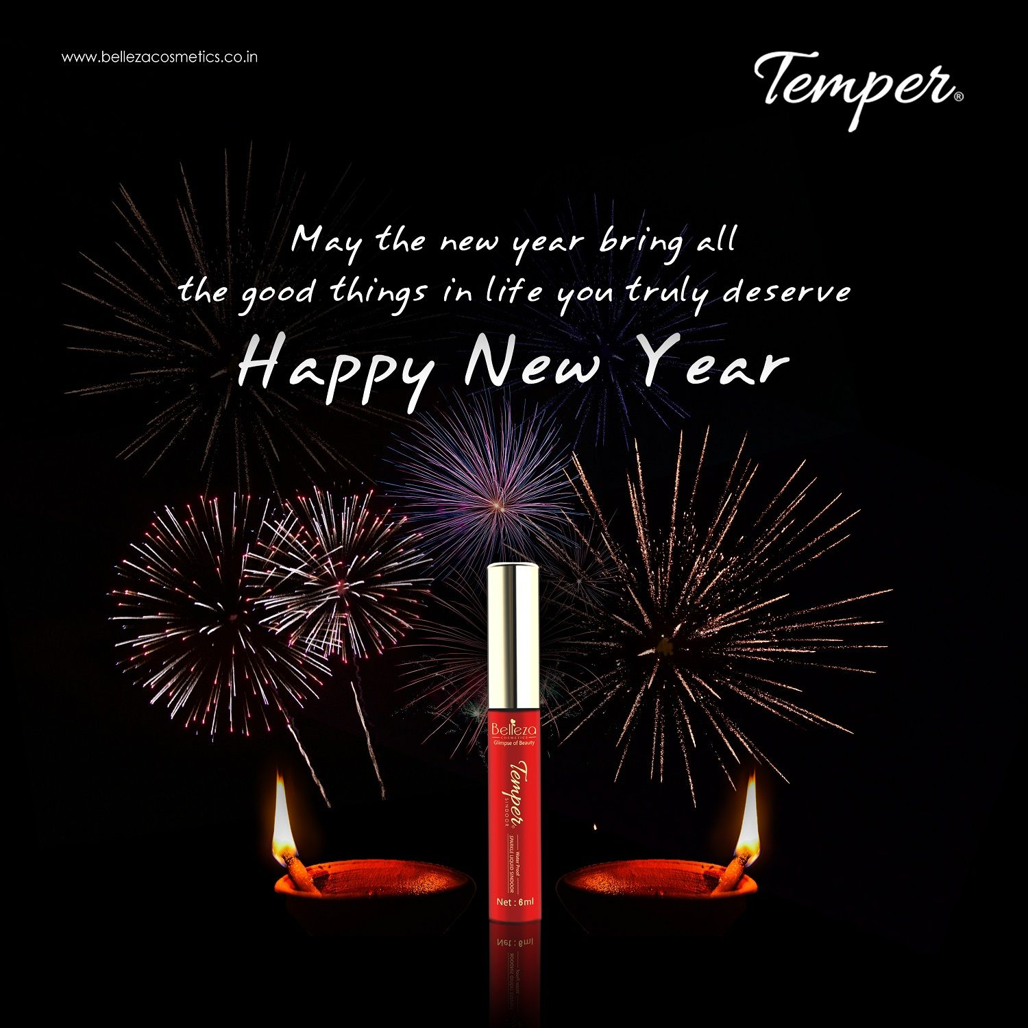 May the new year bring all the good things in life you