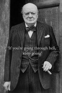 Winston Churchill's best quotes