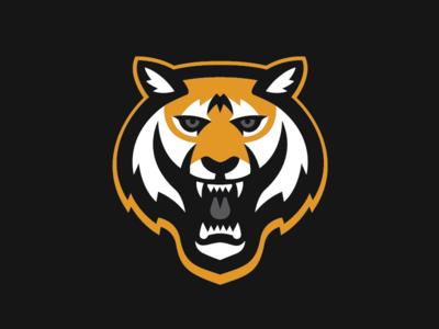 Mizzou Tiger Head Logo